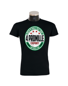 4 PROMILLE 'Beer'n'Roll' T-Shirt